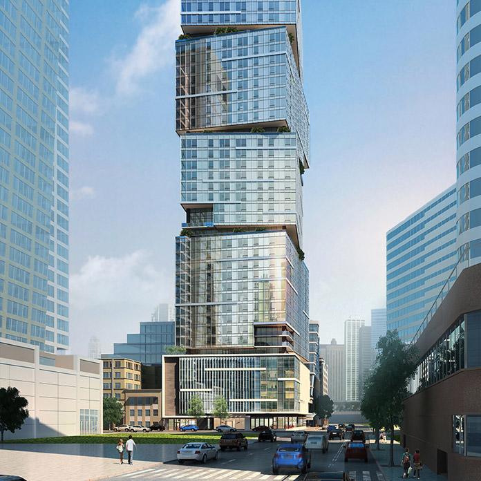 Nexus - Building