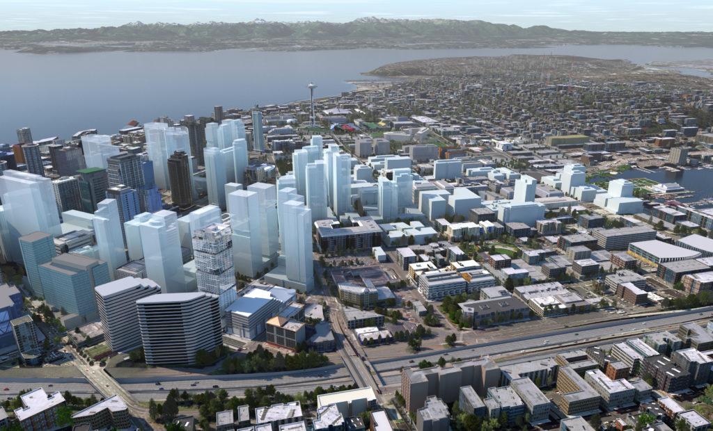 NEXUS Cityscape Seattle is Growing