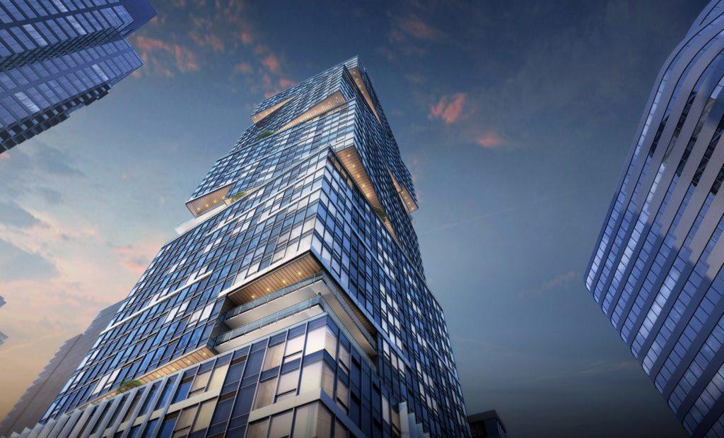 Just Released Penthouse Floor Plans Nexus Seattle