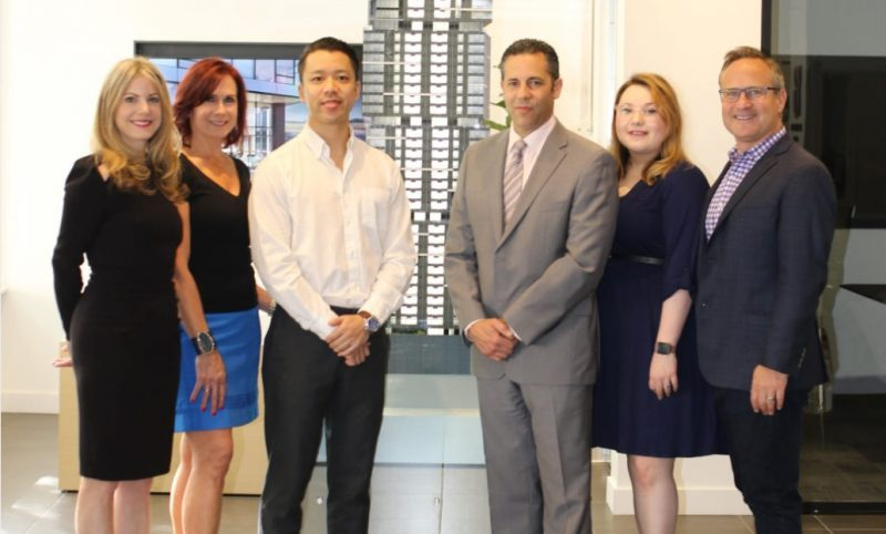 Nexus seattle condo sales team